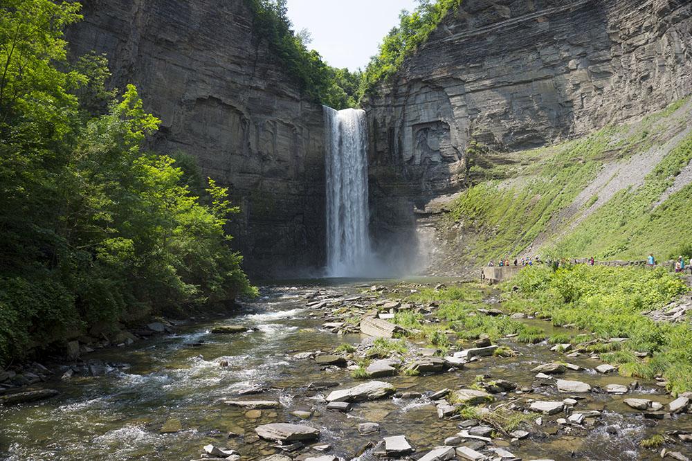 Tunghannock Falls