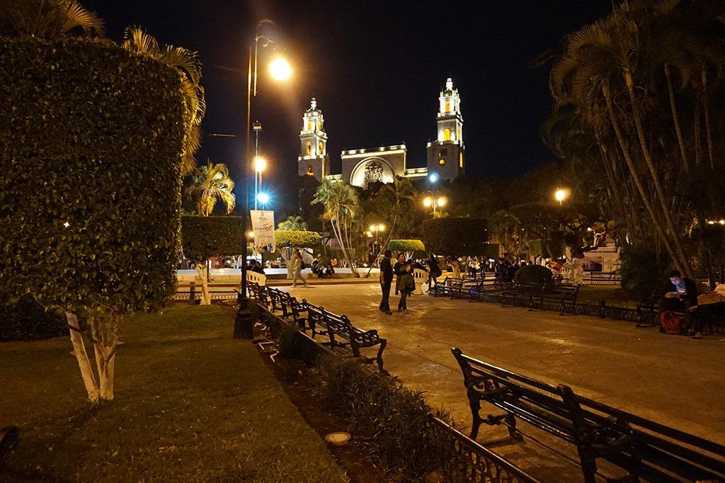 Mexico Merida Night 2