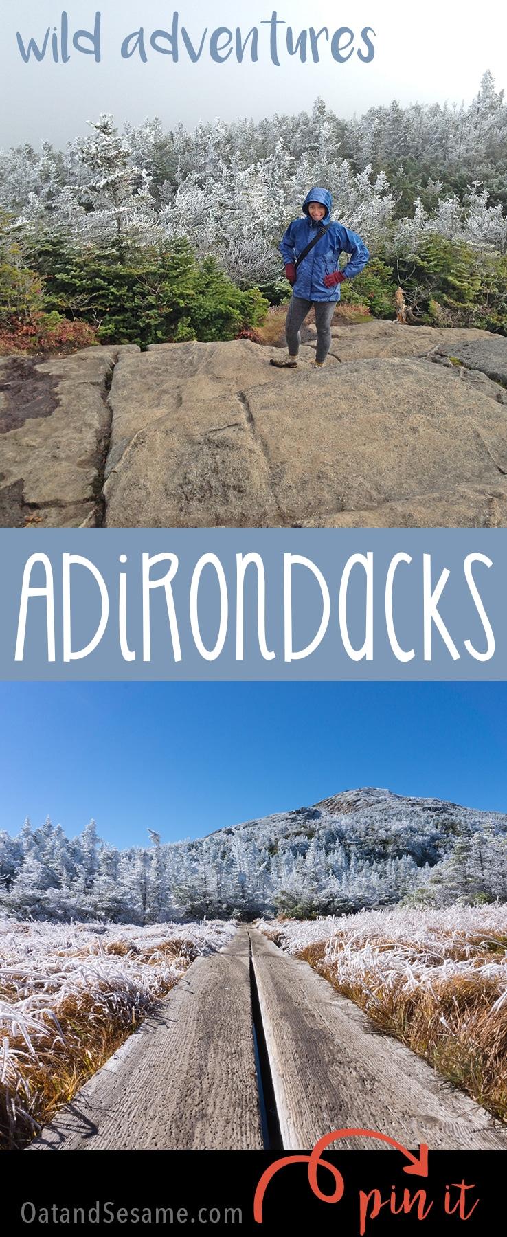 Amazing Apple Picking and Hiking Adventures in the Adirondacks, Upstate New York | OatandSesame.com