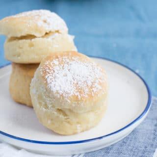 Angel Biscuits – Soft Mini Rolls