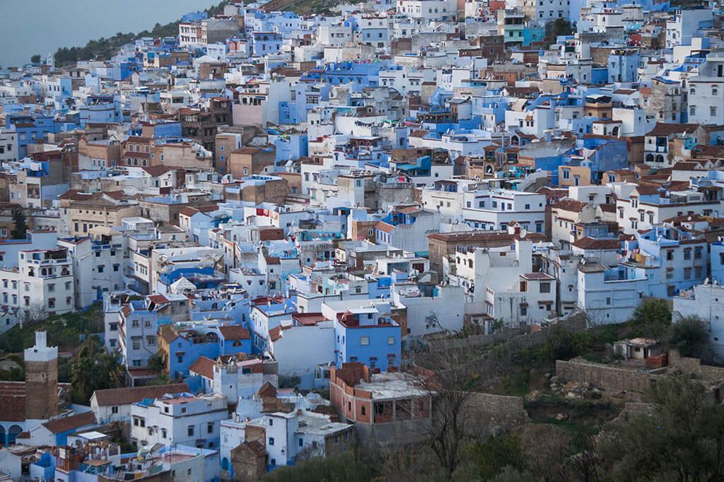Chefchaoeun, Morocco