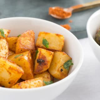Chipotle BBQ Roasted Potatoes & Seasoning