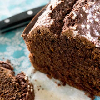 Chocolate Beet Loaf