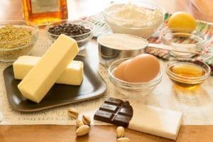 Cannoli Cookie Ingredients