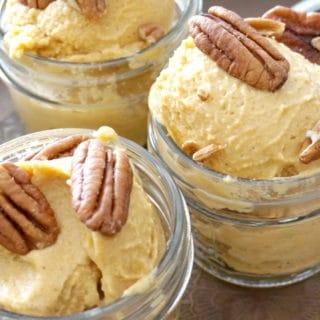 Vegan Sweet Potato Ice Cream