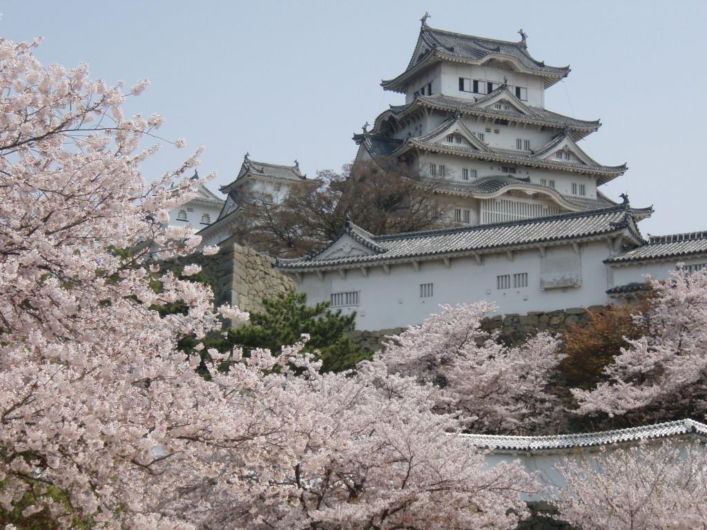 Kyoto - Himeji Castle