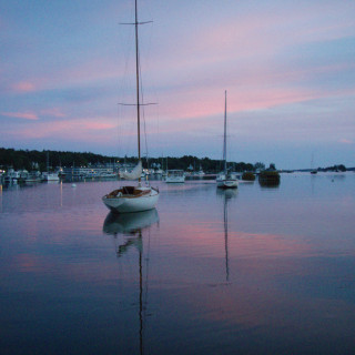 Traveling & Eating: Boothbay Harbor Granola