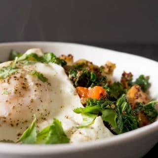 Quinoa Breakfast Hash