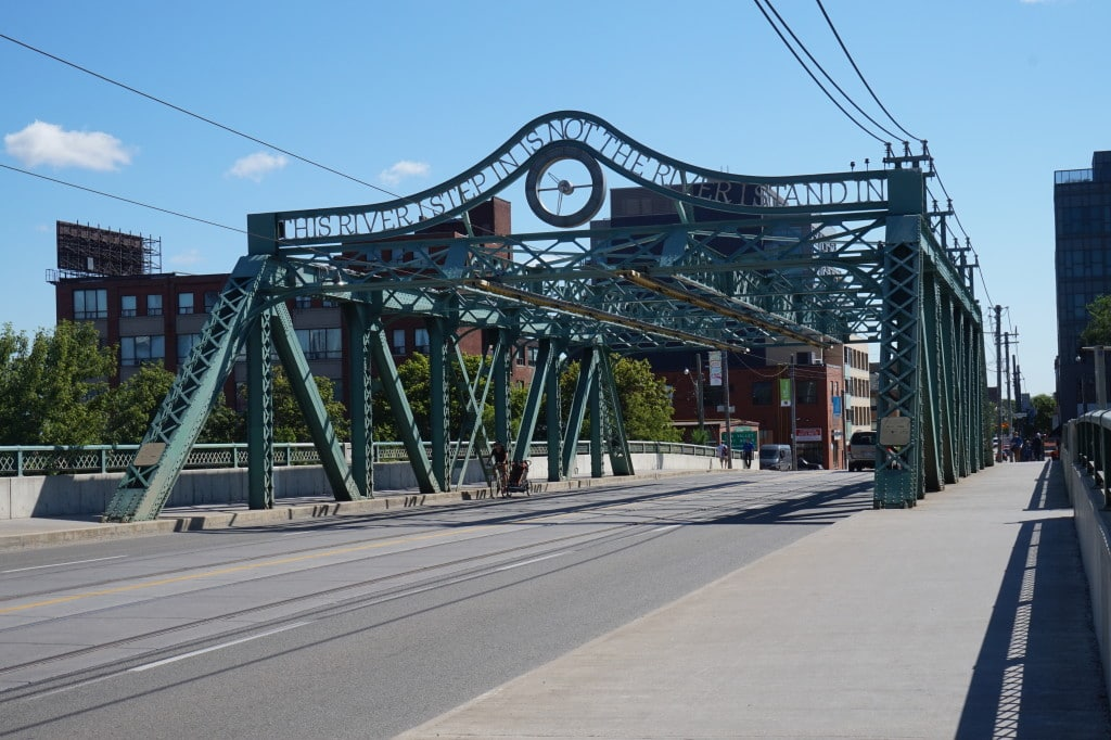 Bridge in Toronto