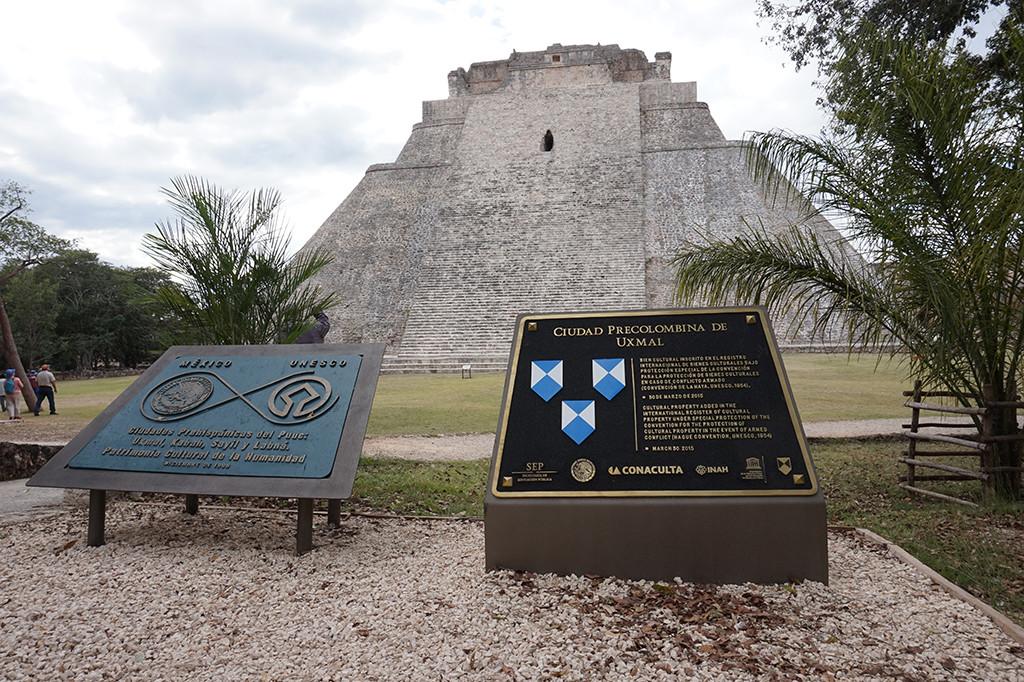 Mexico Uxmal 1
