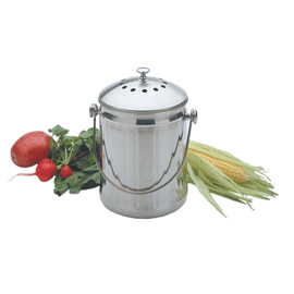 start composting