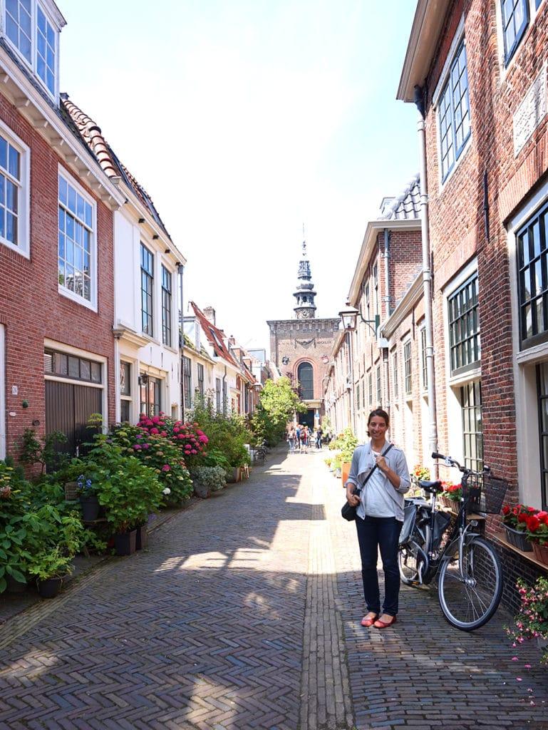 Haarlem Netherlands Streets