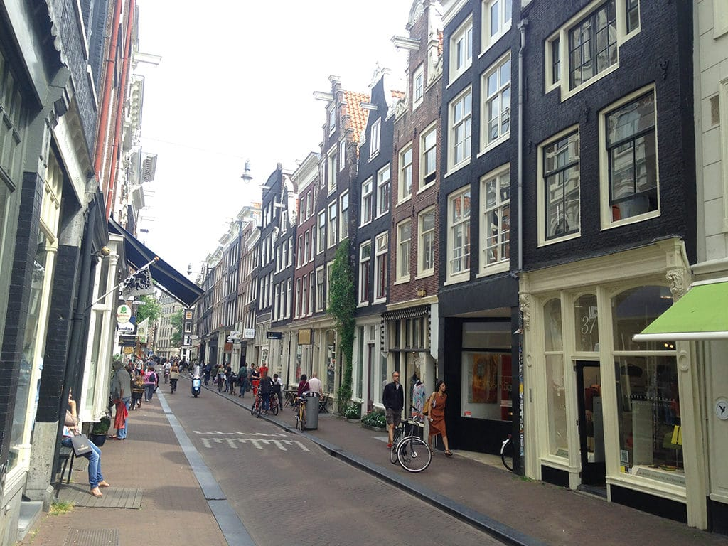 Amsterdam Shopping Streets