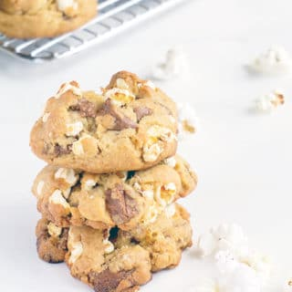 Tony's Popcorn Chocolate Chunk Cookies