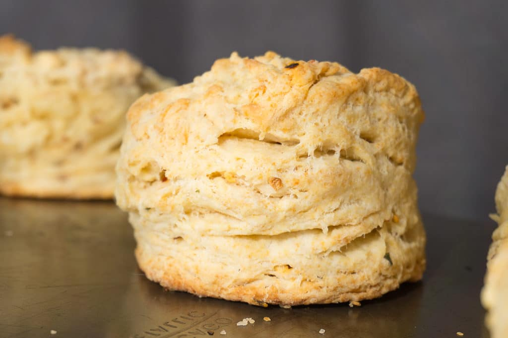 Spicy Sriracha Buttermilk Biscuits 2