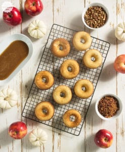 A compilation of the best APPLE RECIPES from breakfast to dessert! | APPLE SEASON | Recipe at OatandSesame.com