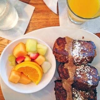South Congress Cafe - my favorite breakfast