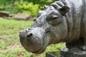 umlauf-sculpture-garden-austin-tx-hippo