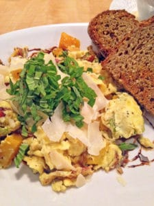 Autumn Breakfast Scramble