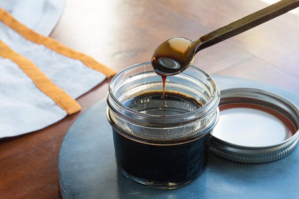 balsamic reduction sauce