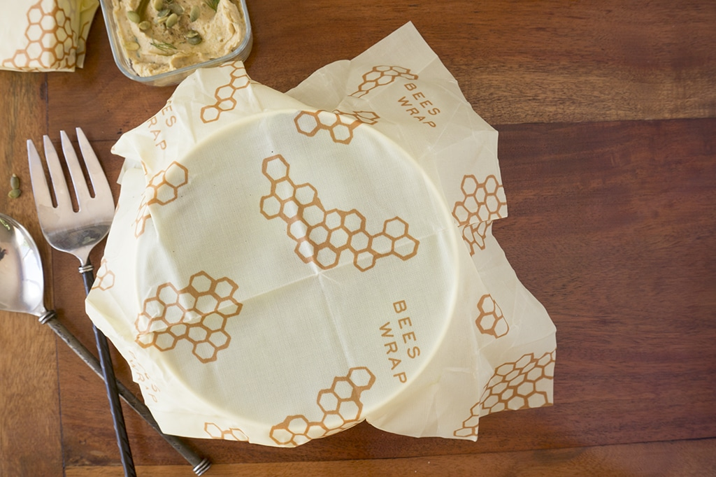 Bee's Wrap Reusable Food Storage Wrap
