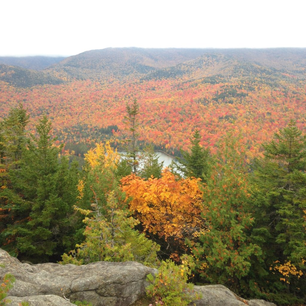 haystack mountain, Adirondacks travel