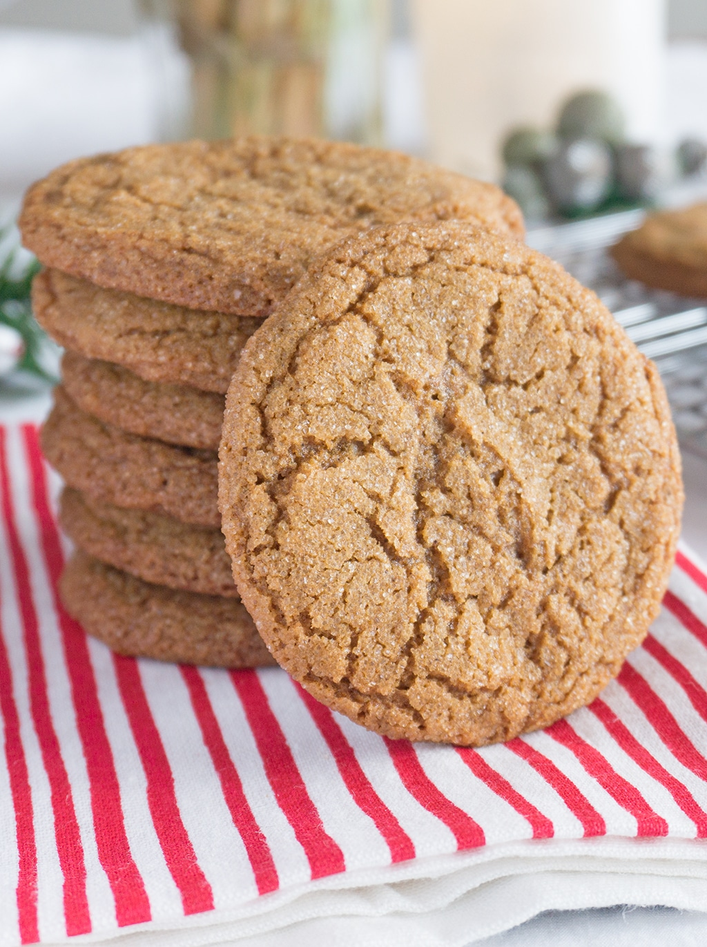 Gingersnaps Vertical