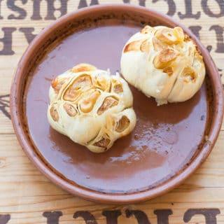 Roasted Garlic & 10 Ways to Use it!