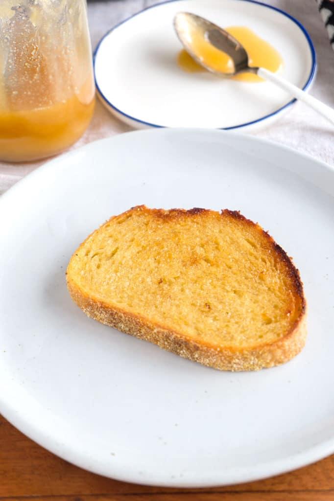 Moroccan Honey Toast