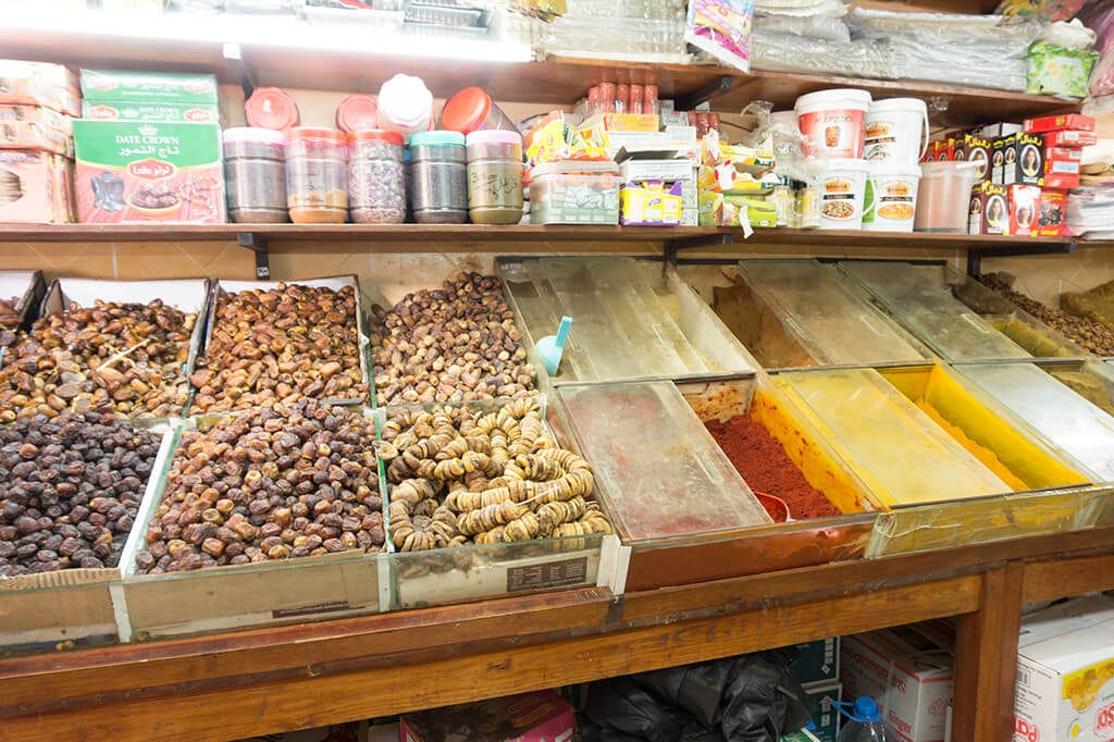 Spice Shop - Morocco