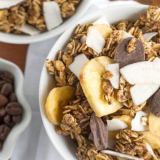 Georgia Pecan Coffee Granola