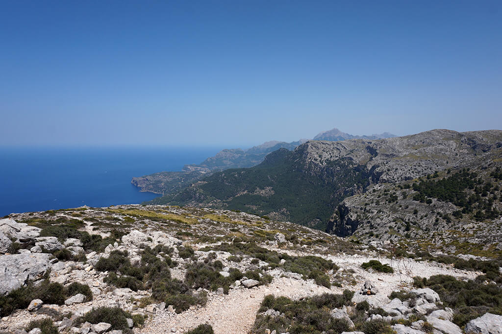 Coastal View in Mallorca