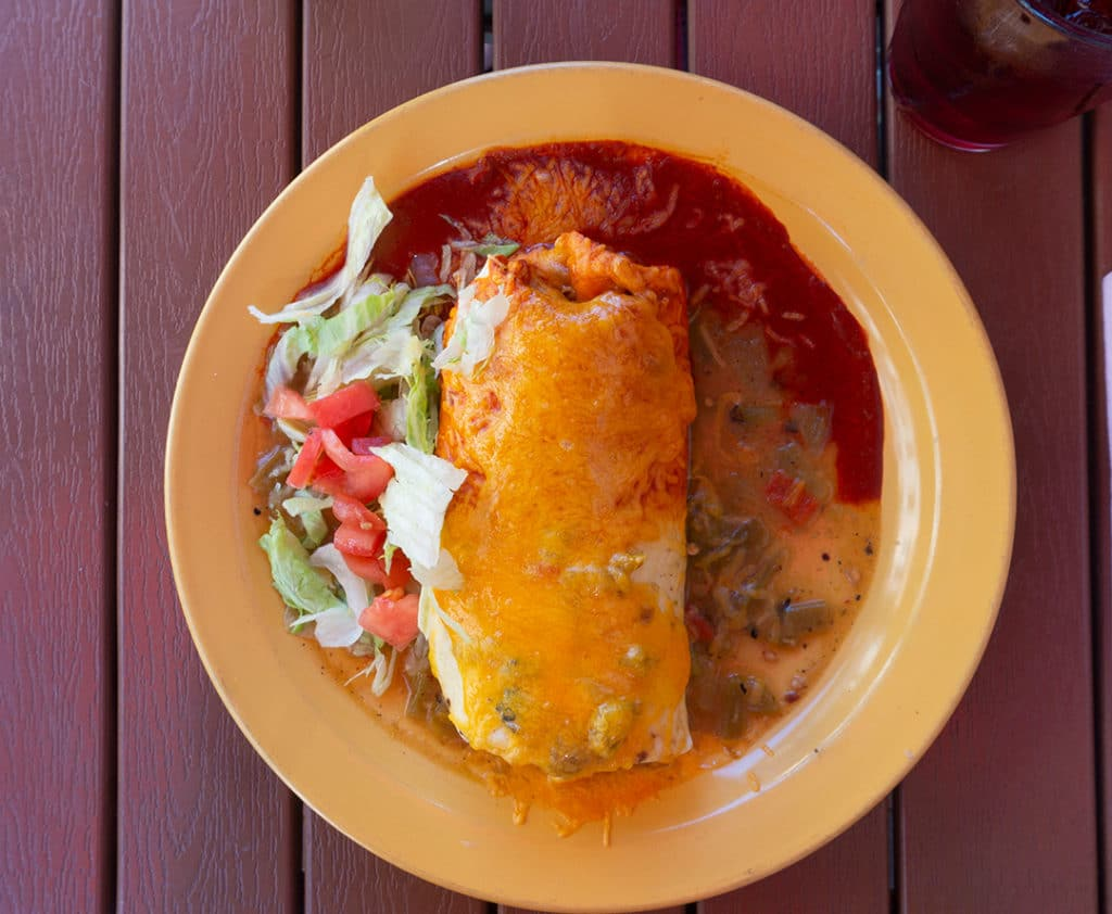Breakfast Burrito - Santa Fe Travel Guide