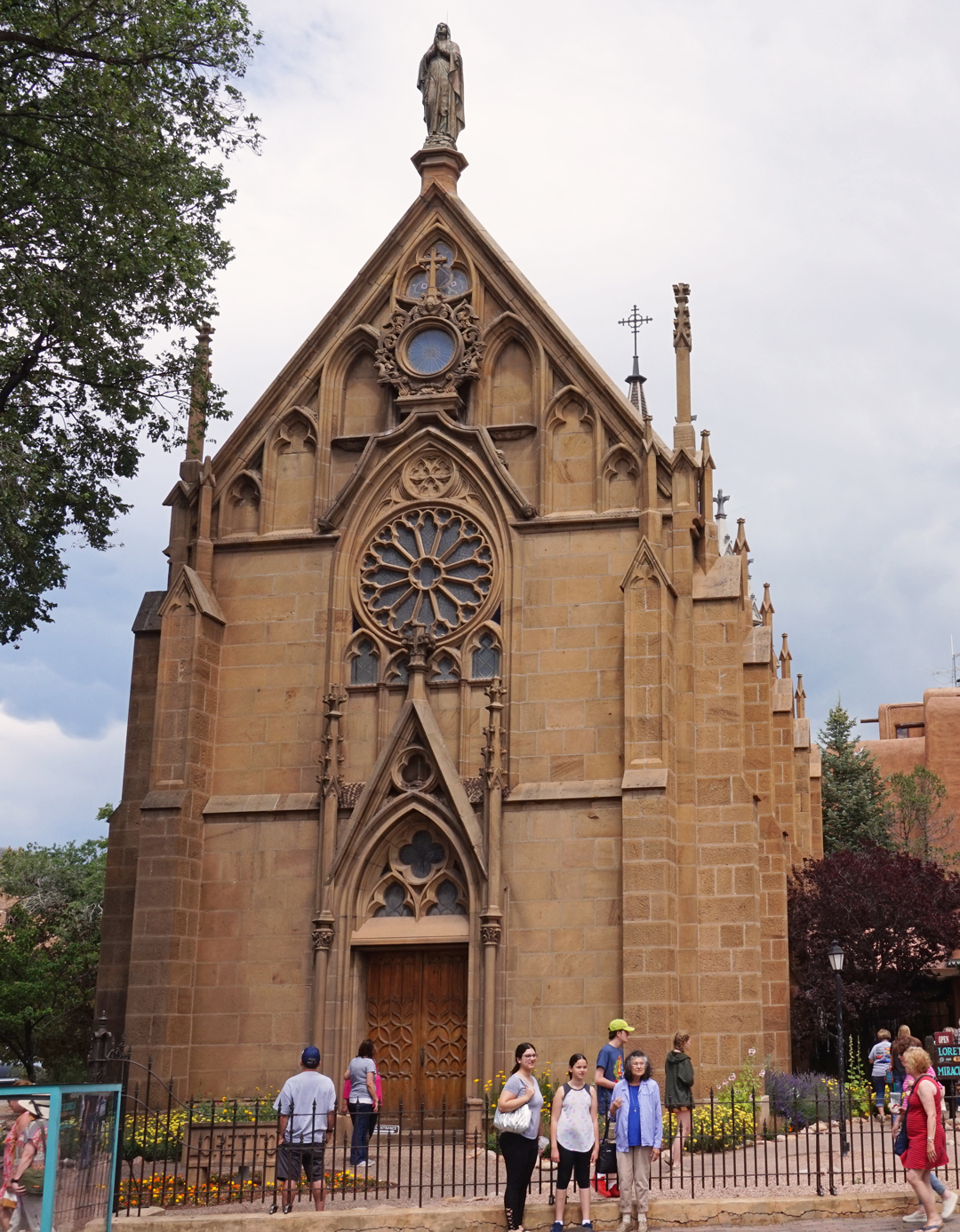 Loretto Chapel - Santa Fe Travel Guide