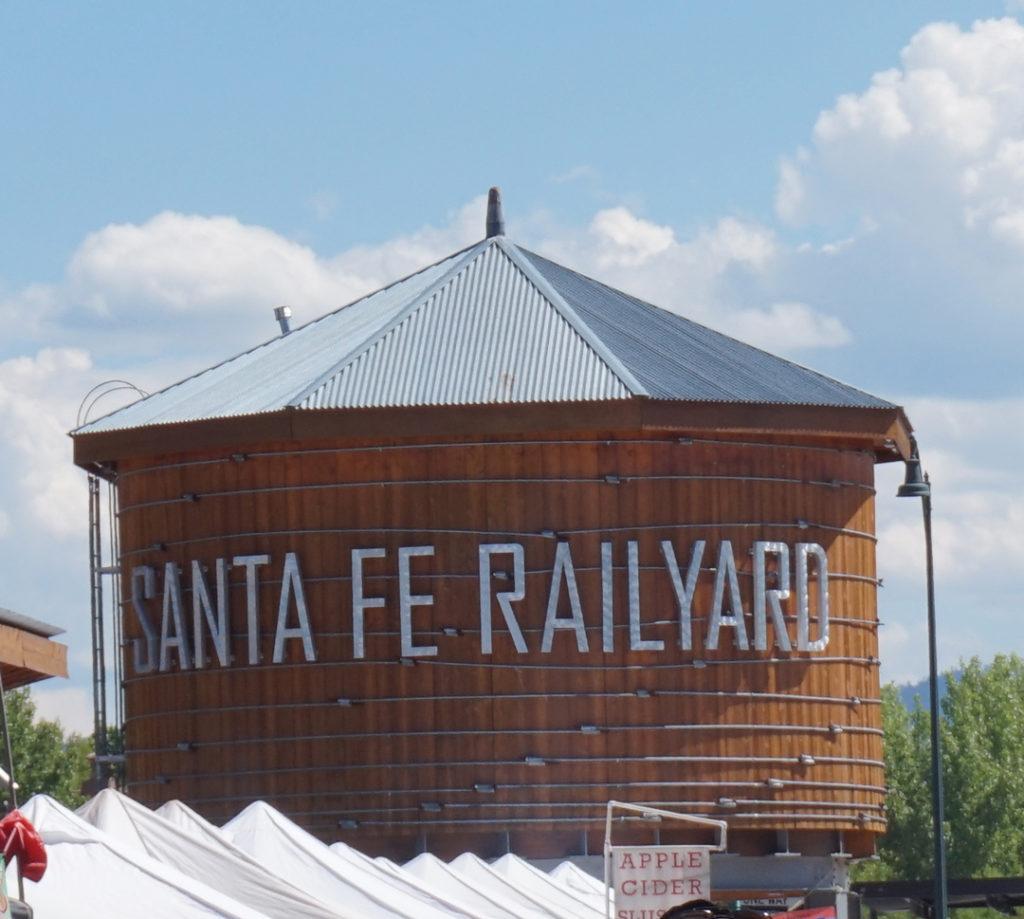 Santa Fe Railyard Farmer's Market