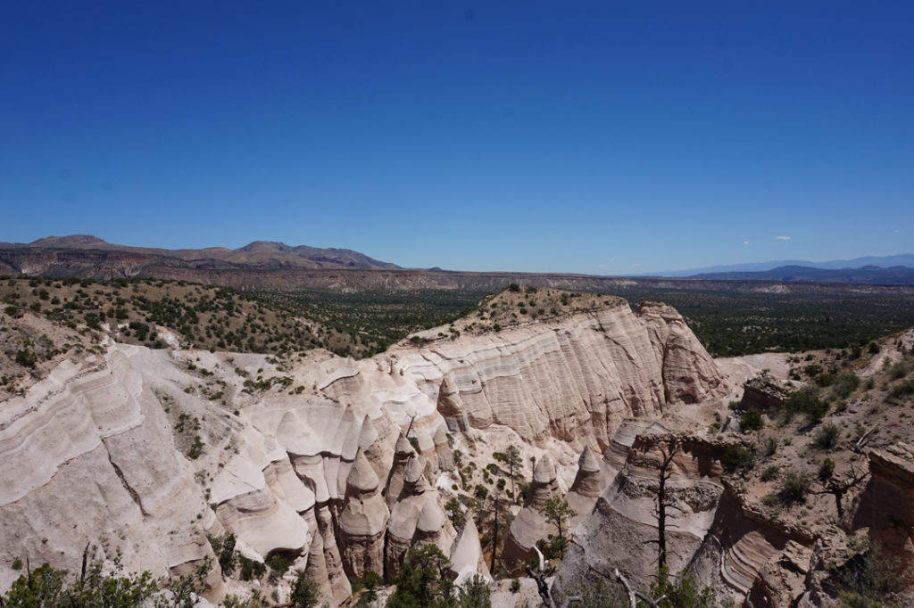 Tent rocks - Santa Fe Travel Guide