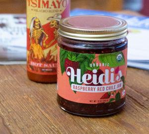 Heidi's Raspberry Chili Jam