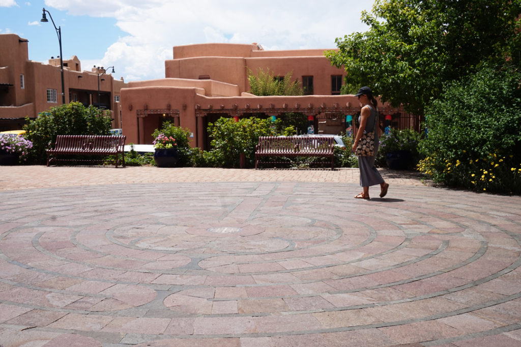 labyrinth - Santa Fe Travel Guide