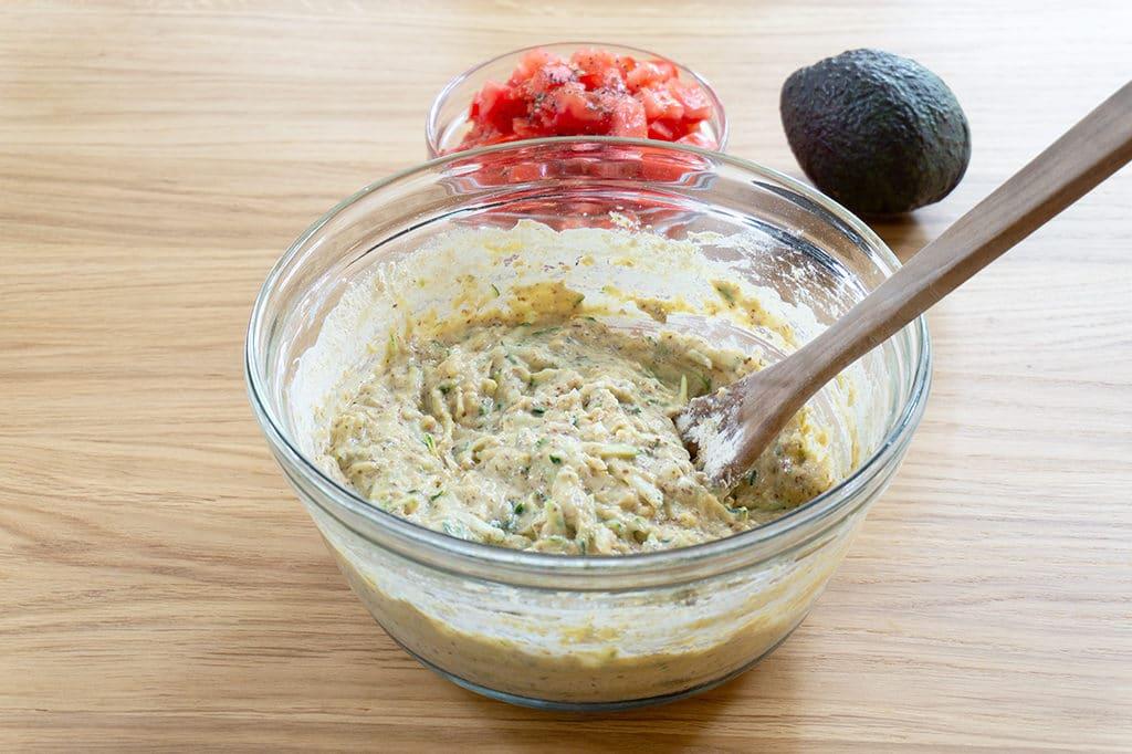 healthy waffle recipe batter