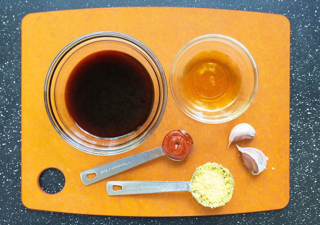 stir fry sauce ingredients