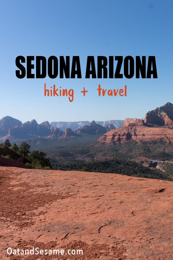 Sedona Arizona Hiking Trail