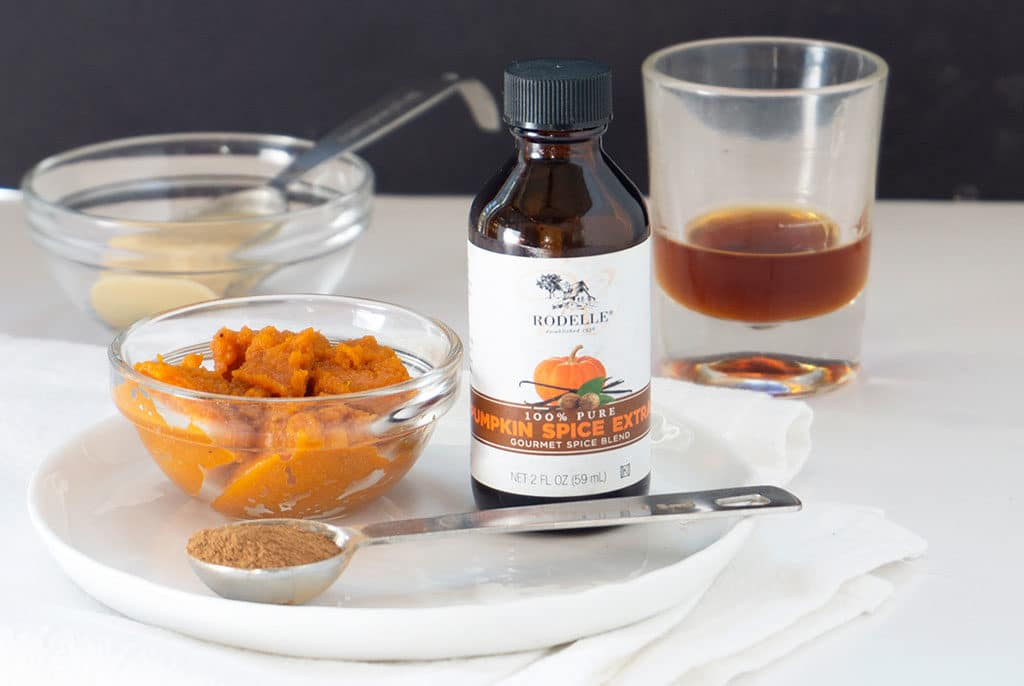 pumpkin extract, pumpkin puree
