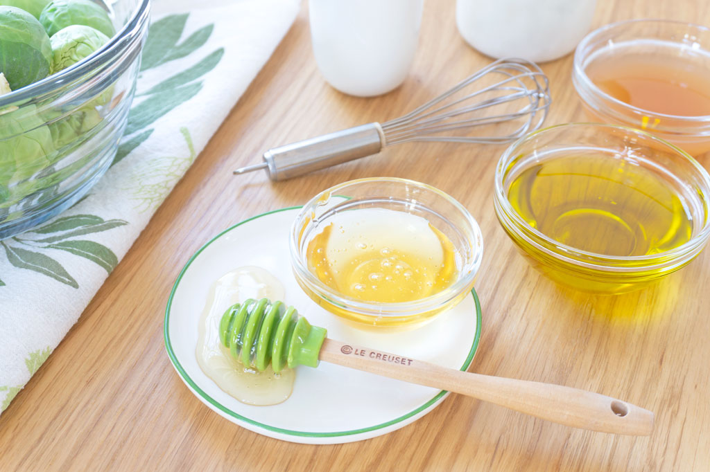 honey vinaigrette ingredients