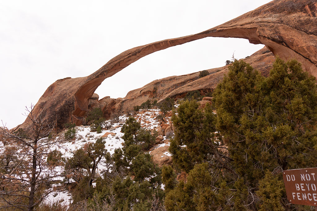 Arches National Park - Landscape Arch
