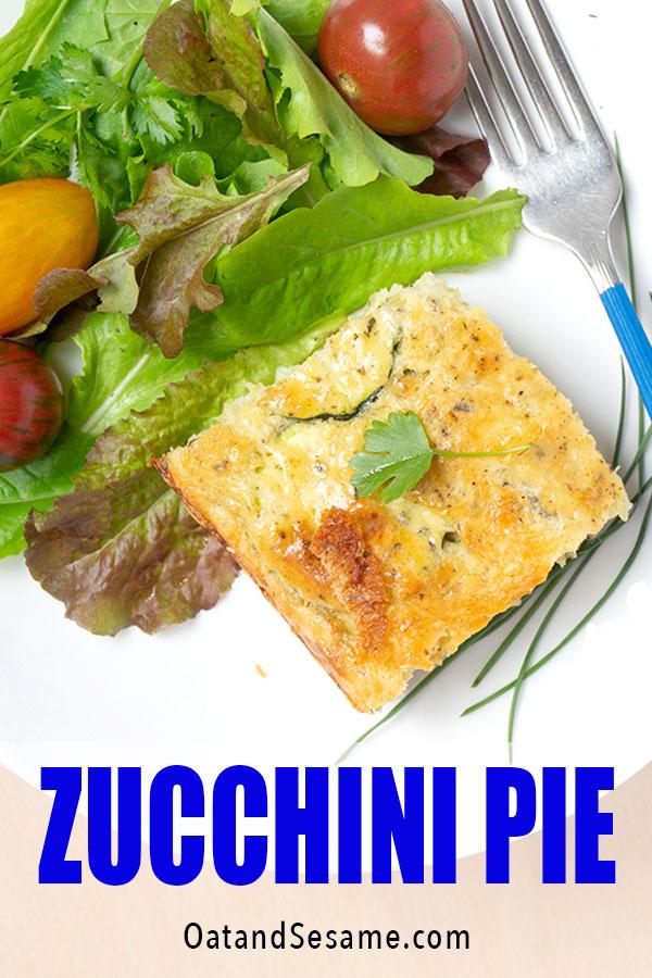 Baked Zucchini Casserole