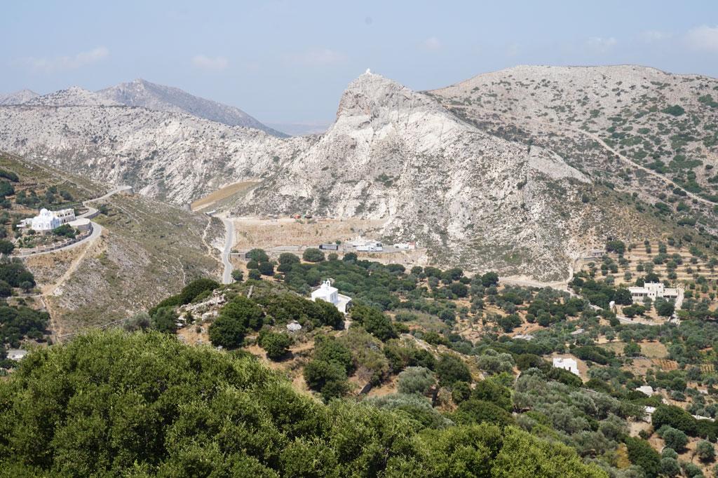 Naxos Greece Countryside