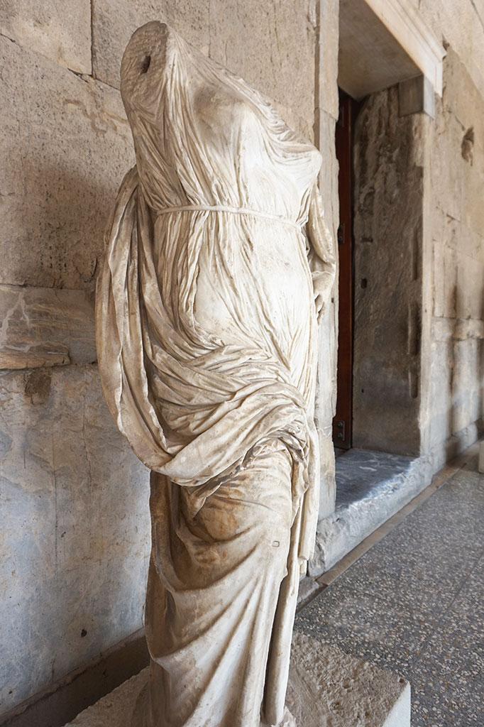 Ancient Agora Museum, Athens Greece Vacation