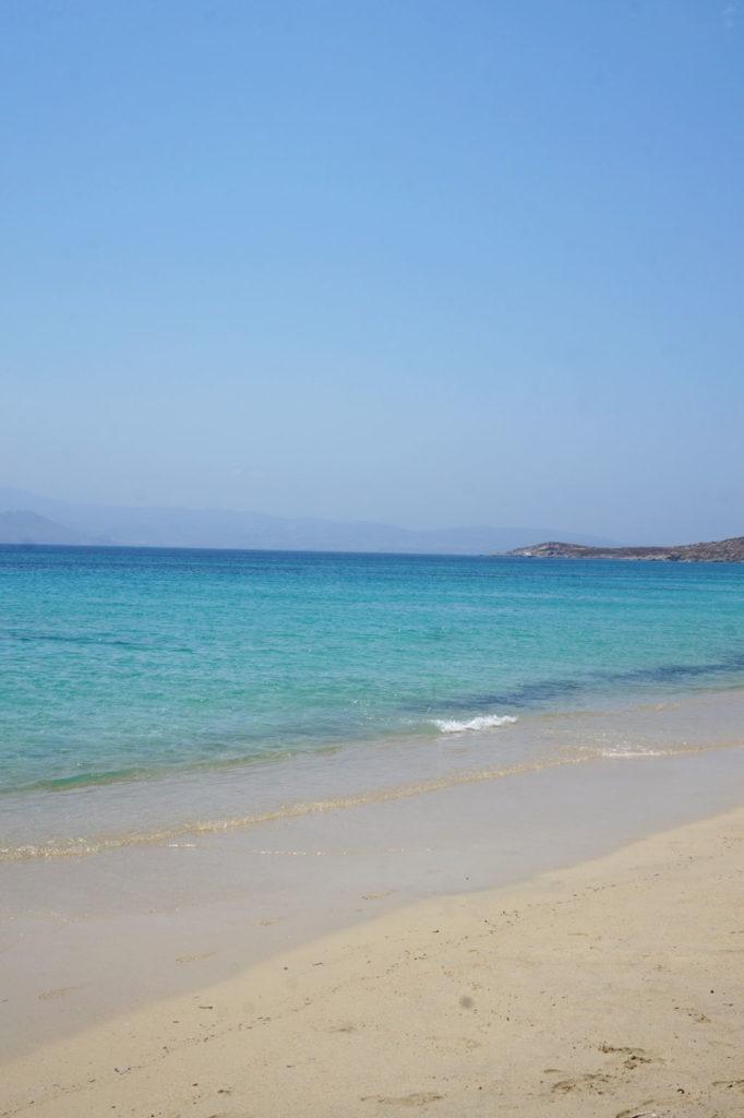 beaches of Naxos Greece