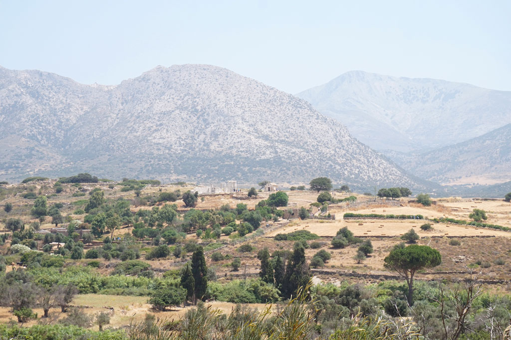 Naxos Countryside