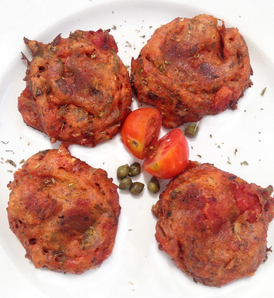 tomatokeftedes